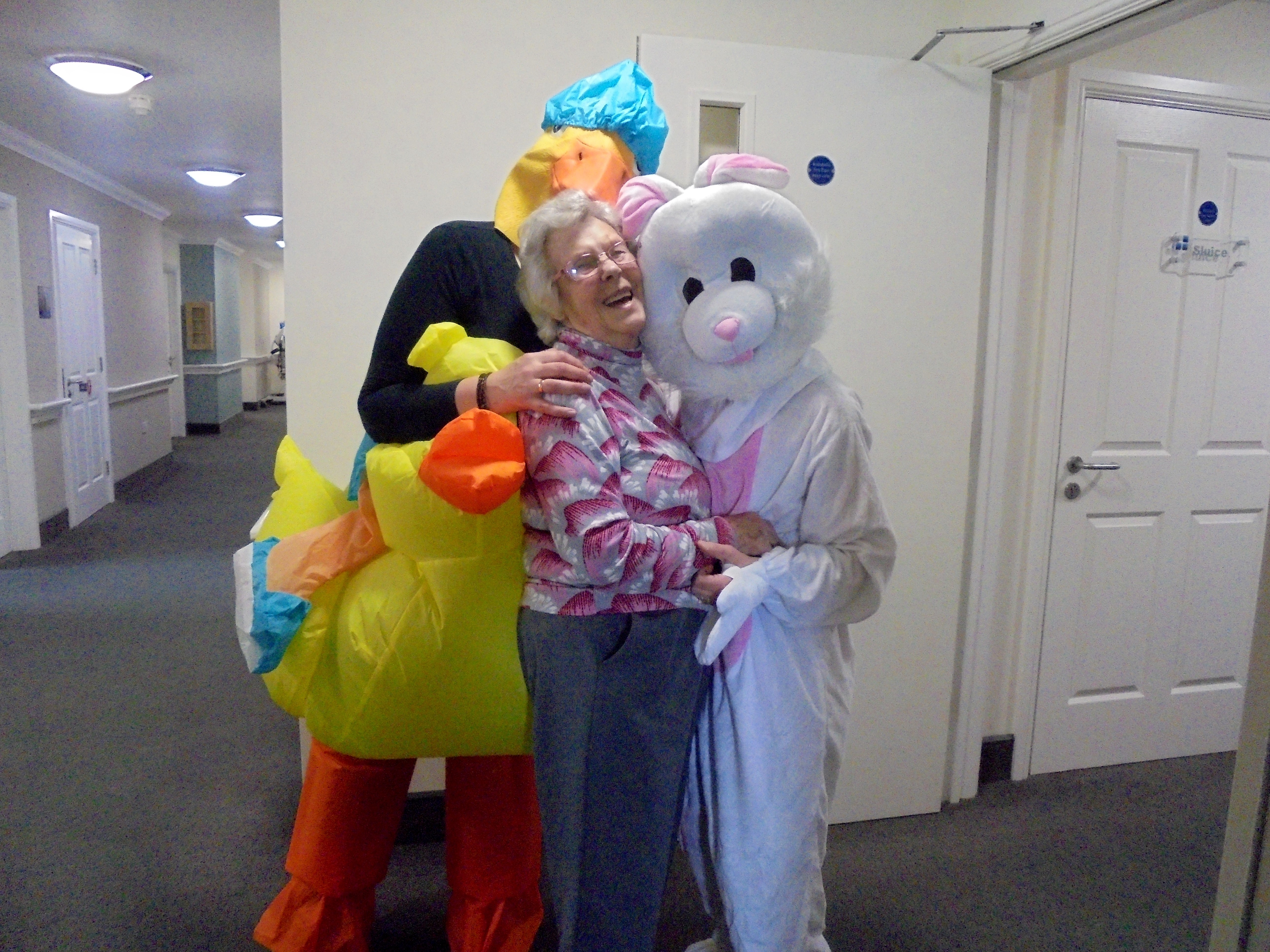 Easter at The Wolds Care Centre