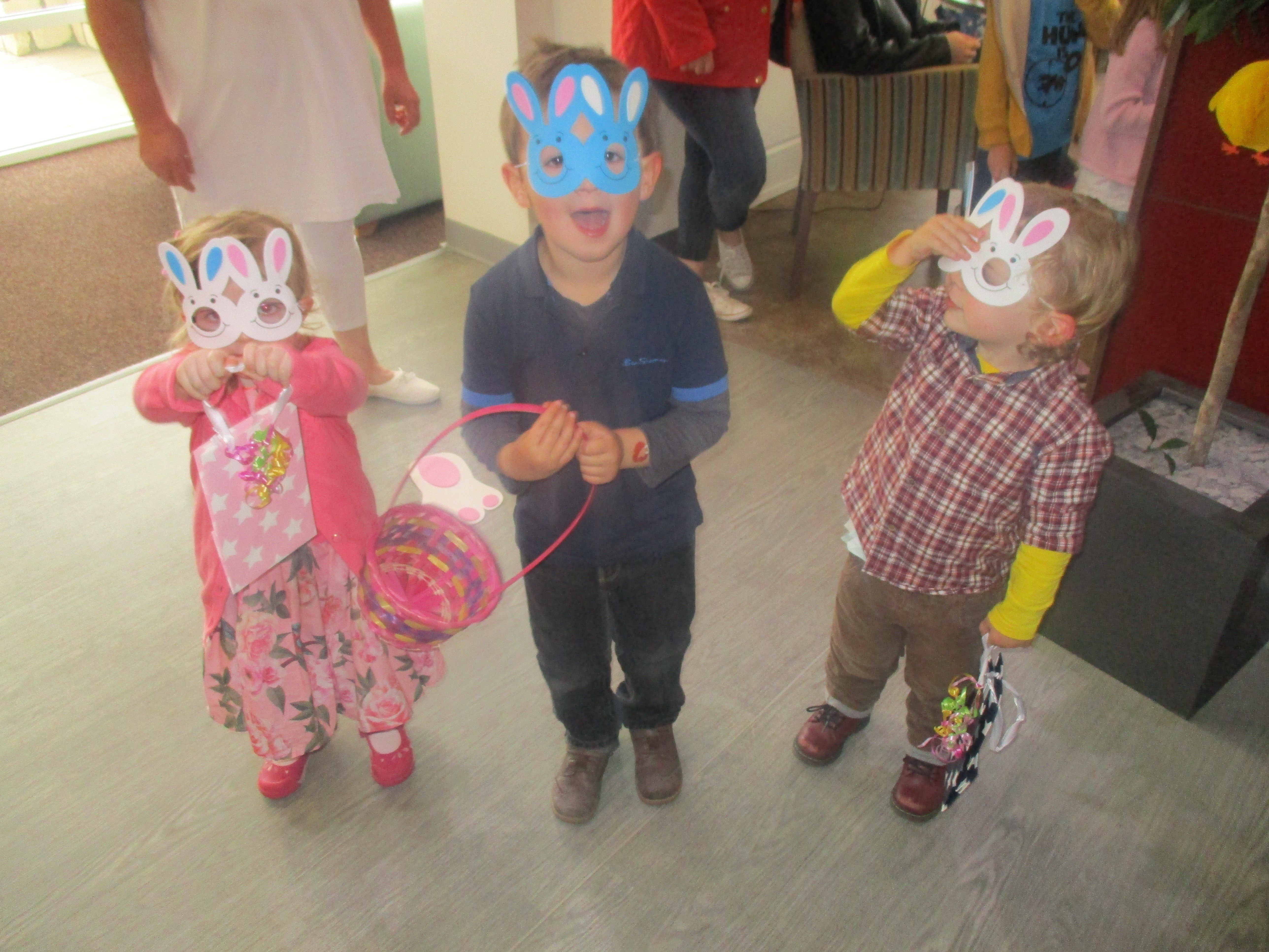 Easter At The Moors Care Centre 2017