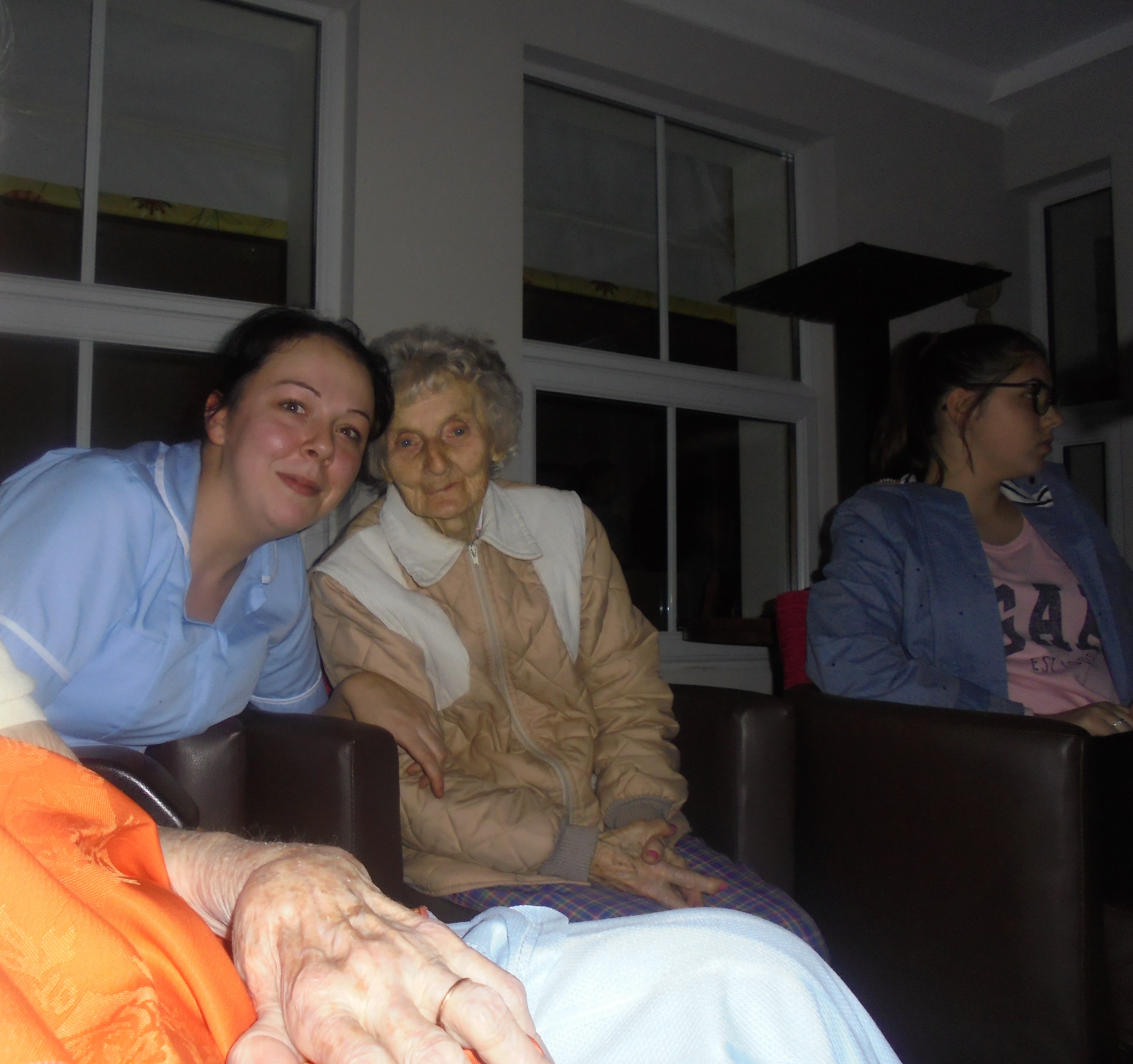 Bonfire Night at The Wolds Care Centre