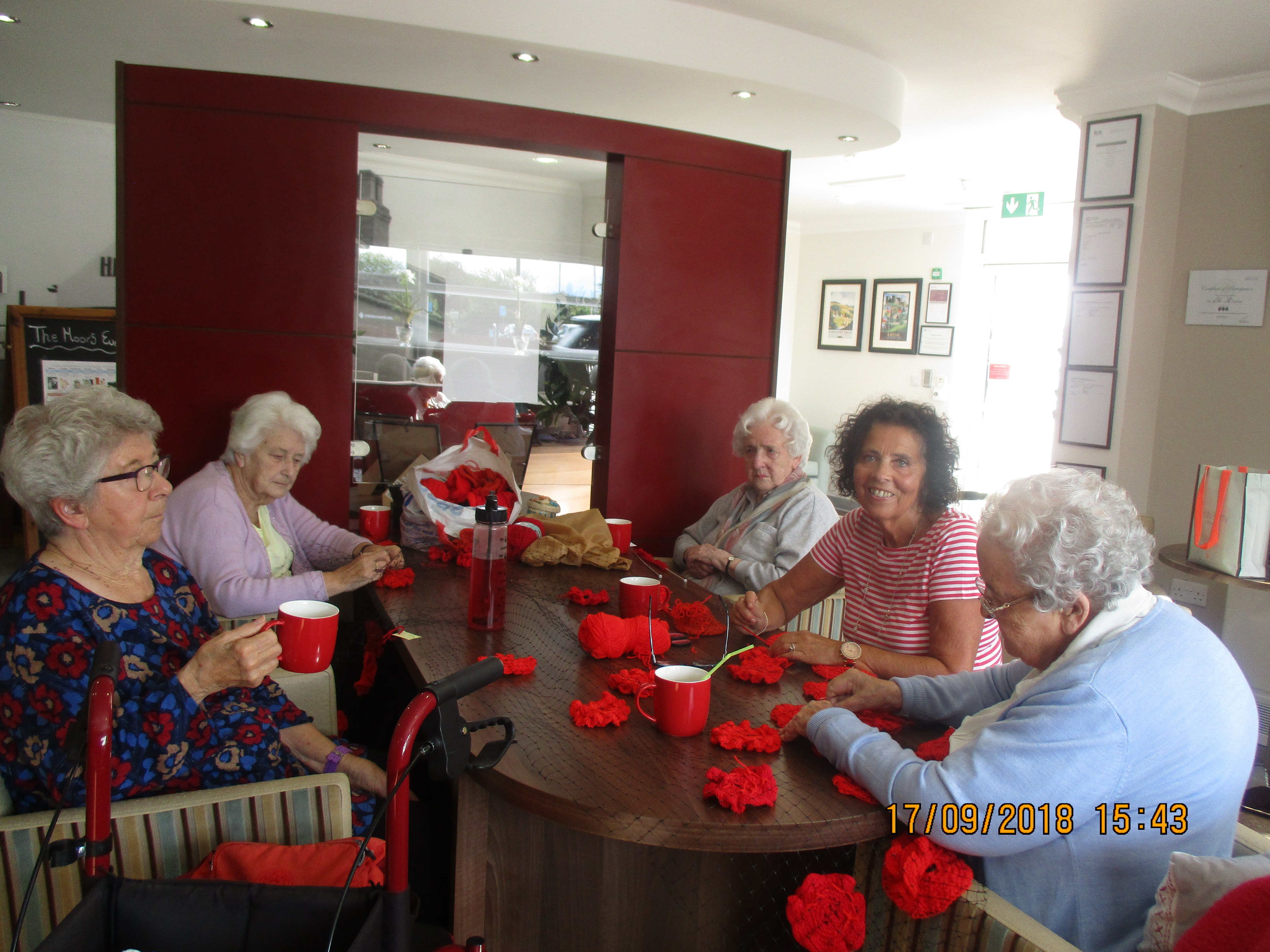 The Moors Knit & Natter Group